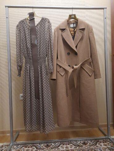 тойота королла бишкек цена в Кыргызстан: Производство Турция  Пальто последний размер 44(+6) Платья 38 42(+6