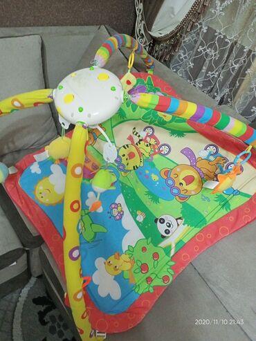 Музыкальный коврик для вашего малыша окончательно 600 сом