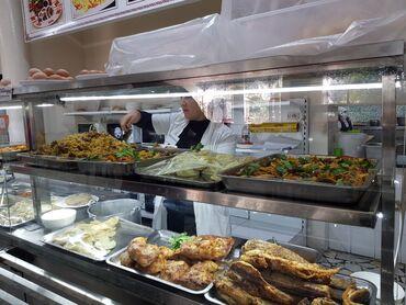 шкаф для посуды в Кыргызстан: Посудомойки. С опытом. 5/2. Западный автовокзал