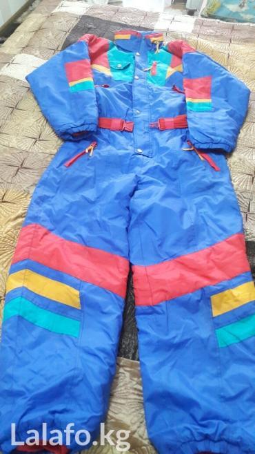 Лыжный костюм рост 168 в Бишкек