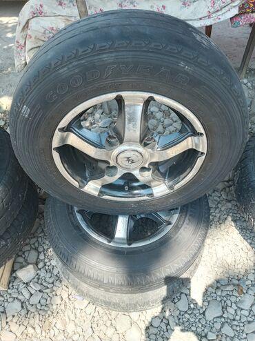 Тико R12 1600 сом 2шт диск + 2шт покрышка новый