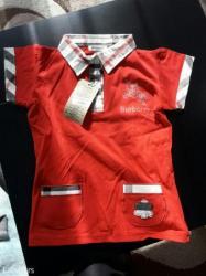 Burberry bluzica za devojcice. Kupljena u grckoj. Velicina 128-134 - Cacak