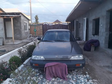 Honda Accord 1987 в Лебединовка