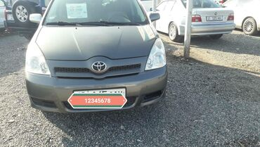 Toyota Corolla 1.8 л. 2005 | 123455 км