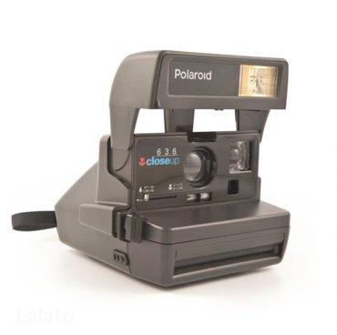 Продаю polaroid 636 closeup! в коробке,со всей в Лебединовка