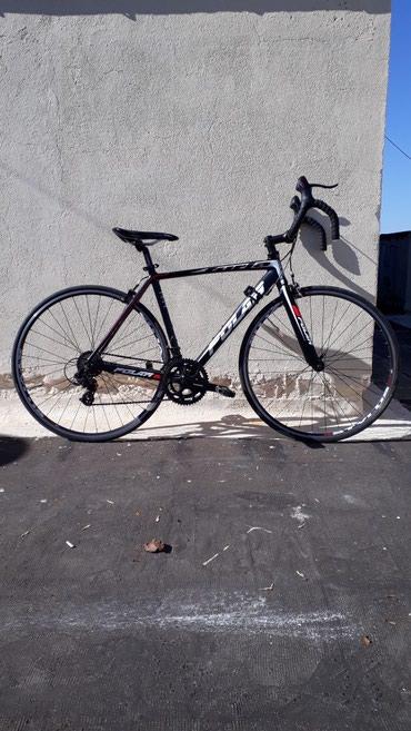 Bicikla - Srbija: Brzinska bicikla Polaris Furia. Urađeni servisi .Alu ram,Continental