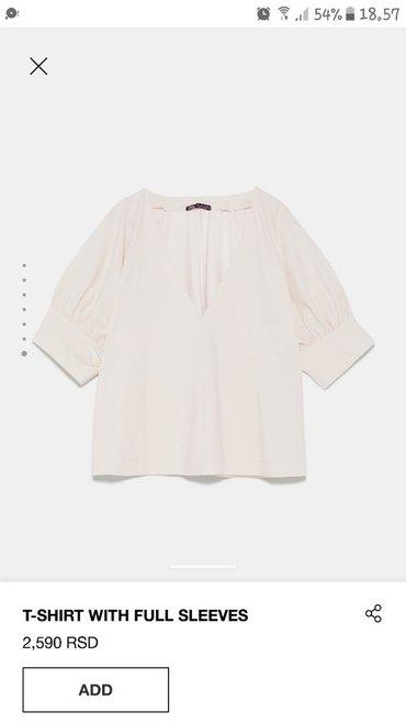 Košulje i bluze Zara M