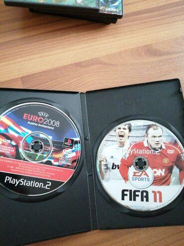 Fifa 11 and Euro 2008 1+1