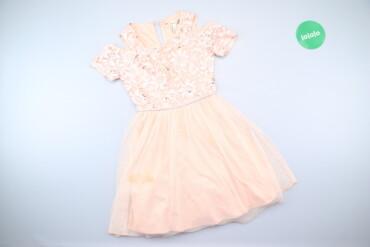 Детская одежда и обувь - Киев: Дитяча святкова сукня Speekless, вік 7 р.    Довжина: 69 Рукав: 8 см Н