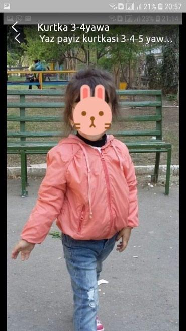 Bakı şəhərində Kurtka 3-4 yawa