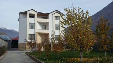 sekide satilan evler 2018 в Азербайджан: Аренда Дома Посуточно : 250 кв. м, 5 комнат