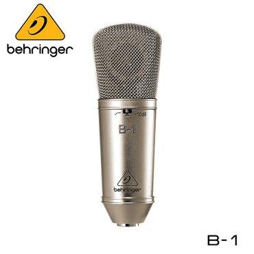 Микрофон студийный конденсаторный Behringer B-1 которым можно