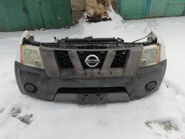 Транспорт в Бает: Автозапчасти ноускат морда передняя часть кузова ниссан хтерра nissan