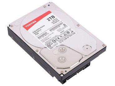 """hdd 2tb в Кыргызстан: Продается Жесткий диск обсолютно новый запакованый- HDD 3.5"""" 2TB"""