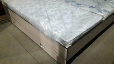 Продаю новая кровать.двухместный и одно местный. принимаю на заказ в Novopokrovka