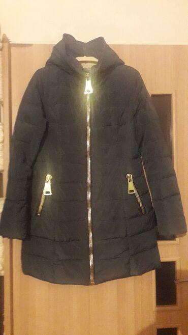 butslar 42 - Azərbaycan: Куртка в хорошем состоянииПуховик не синтипон.Продаю потому что