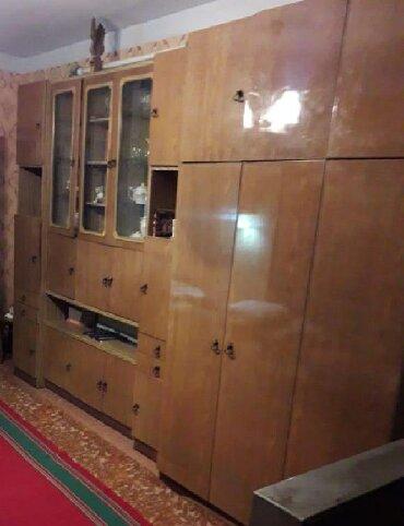 мойка-со-шкафом в Кыргызстан: Стенка с плательным шкафом в г.Кара-Балта. Длина 3,5 метров, высота
