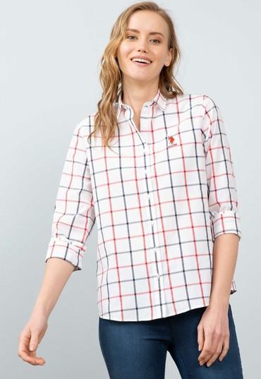 Стильная рубашка от USPolo Assn, Оригинал 100%,размеры 36,38,40 в Лебединовка