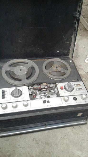 Antikvar sovet maqnitafonu kasetleride var. 150 azn. razilawmaq olar