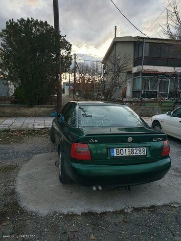 Audi A4 1.9 l. 1998 | 340000 km