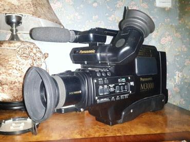 Bakı şəhərində Video kamera panasonik M3000 ela veziyyetde
