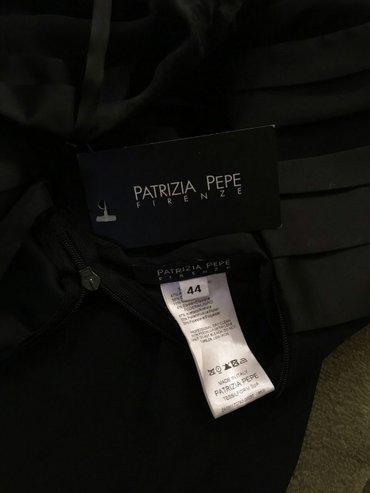 Ika-bluza-jaknica-italijanskog-brenda-biaggini - Srbija: Patrizia pepe,bluza,tunika skupocenog brenda pise 44,bretele se