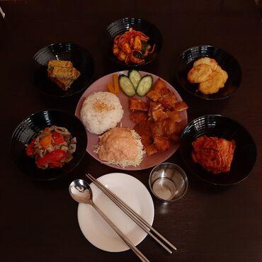 Порадуйте себя и своих близких изысканной корейской кухней. В нашем ка