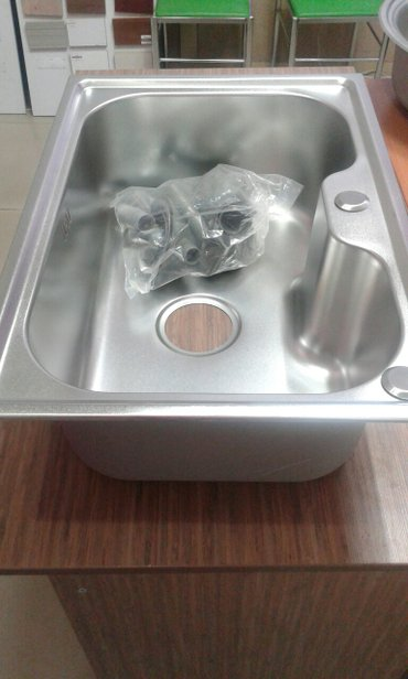 Кухонная мойка (китай) 600 х 420. качество отл. в Бишкек
