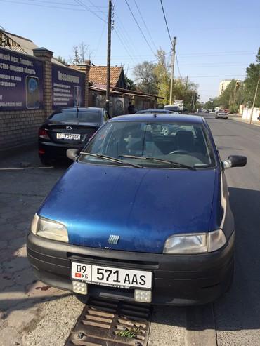 fiat fiorino в Кыргызстан: Fiat