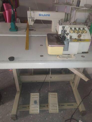 Срочно продается б/у швейная машинка SHunfa