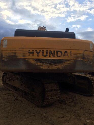 Экскаватор гусеничный Хундай 450LC7 год 2011 объем ковша 2.8 состояние
