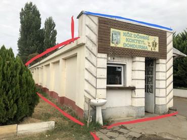24 105 - Masallı: Masalli rayonunda obyekt satilir - tam mərkəzdə, mərkəzi yolda