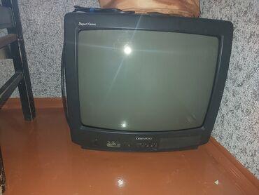 Salam,AZ İŞLƏNMİŞ tvdir.Aşağı yeri var.Yalnız Real alıcılar narahat