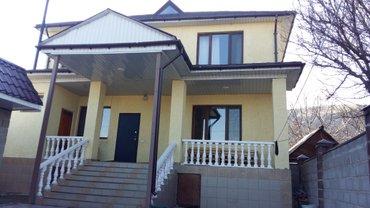 Продаю элитный двухэтажный особняк с мансардой со всеми удобствами, в in Бишкек