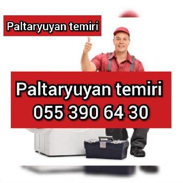 paltaryuyanlar - Azərbaycan: Paltaryuyan ustasiPaltaryuyan təmiriPaltaryuyan maşın
