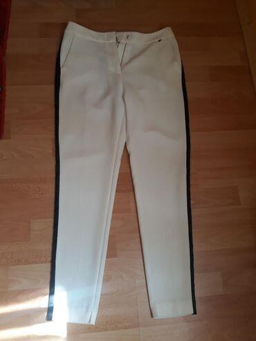 Svecane pantalone - Srbija: Bele svecanne pantalonice