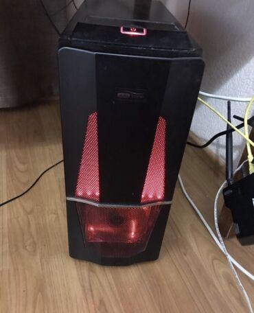 материнские платы 3 в Кыргызстан: ИГРОВОЙ МОЩНЫЙ компьютер !!! Работает шустро, тянет абсолютно все