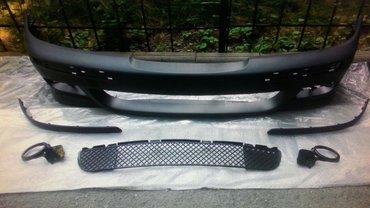 BMW E39 M5 (передний бампер) про-во Тайвань, качество как у в Бишкек