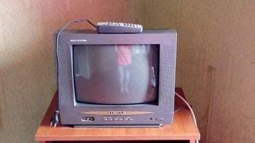 37 ekran renkli seri renk az islenmis televizor (Gence)