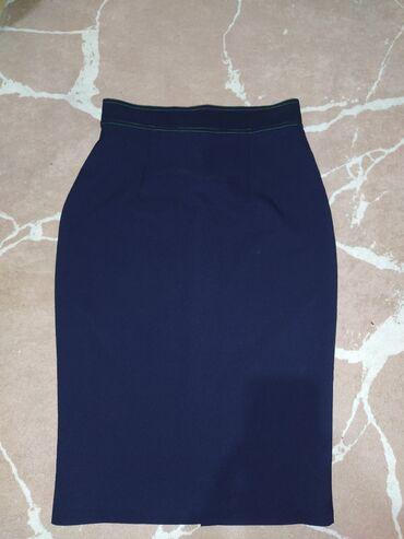 Suknje - Srbija: Suknja par puta nosena. Kao nova. Prelep materijal ima malo elastina
