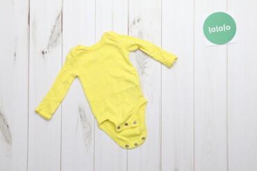 Дитяче боді в крапинку для немовлят Carter`s   Довжина: 29 см Ширина п