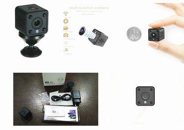 Elektronika - Kraljevo: Spujusnka HD mini 1080P WIreless IP kamera Kamera prenosi direktan