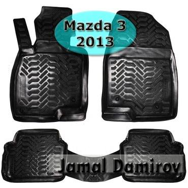 Mazda 3 2013 üçün poliuretan ayaqaltilar. в Bakı