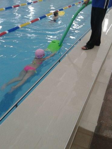 Обучение плаванию любой возраст в Лебединовка