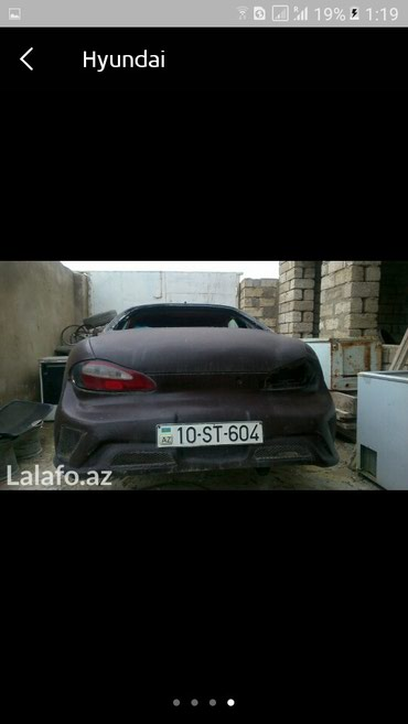 Bakı şəhərində Hyundai