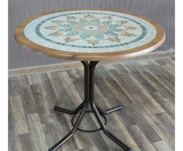 konstruktor mozaika - Azərbaycan: Stol mozaika tezedi 80 sm catdirilma pulsuzdu weherdaxili anbardan