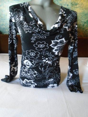 Interesantna bluzica, ima 30 % elastina i 70 % pamuka, pa je može za - Belgrade
