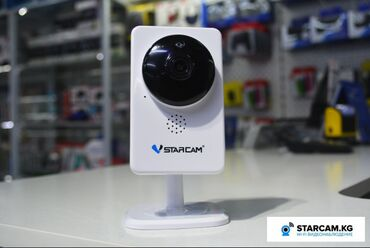 Ip камеры 11 9 wi fi камеры - Кыргызстан: Wi-Fi IP-камера Vstarcam C92S.Компактная сетевая Wi-Fi IP-камера с 2Мп