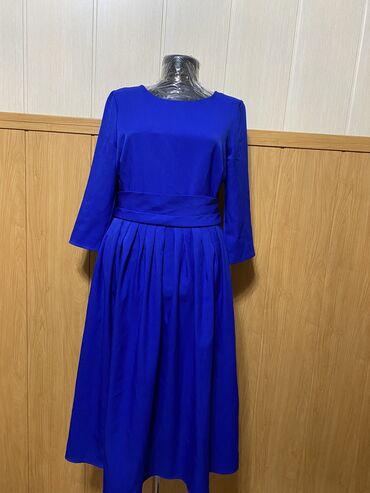 Платье новое. Размер м. Качество. Французская длина. Качество