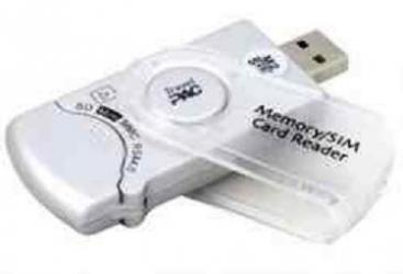 MEMORY & 3G SIM CARD READER PAC 132i With 64GB SDXC Support в Бишкек